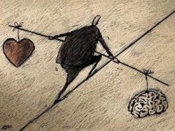 cuore o testa