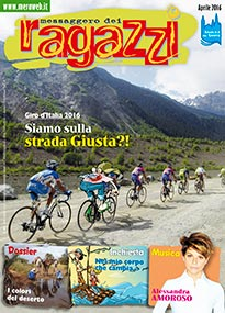 Messaggero dei Ragazzi n. 999 – Aprile 2016