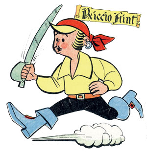 Riccio-Flint-1962-web