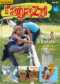 Messaggero dei Ragazzi n. 1003 – Agosto 2016