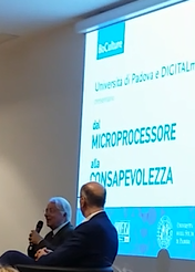 Federico Faggin a DigitalMeet 24 ott 2017