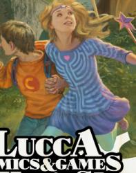 poster lucca comics & games 2017