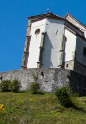 pieve di san Floriano - Illegio